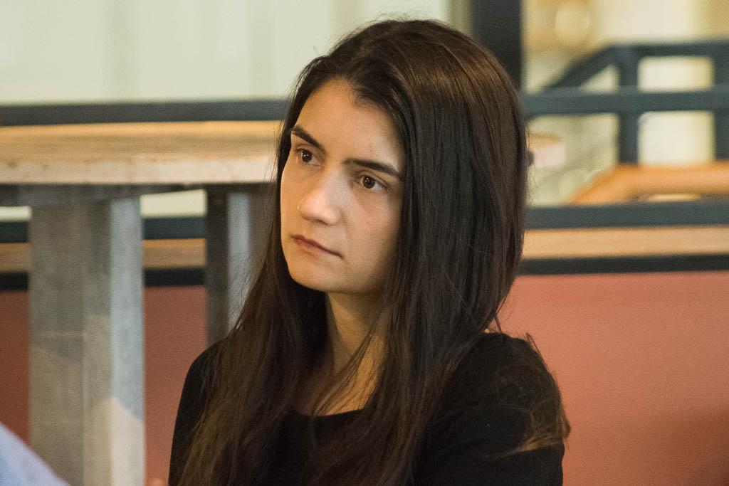 Madalina Ene, Irrashional Inc
