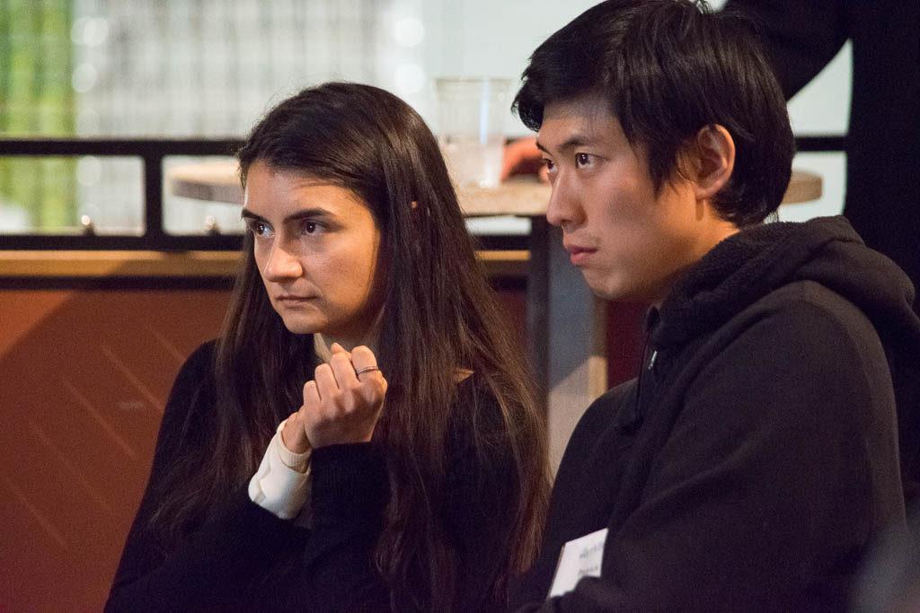 Madalina Ene and Patrick Han, Irrashional Inc