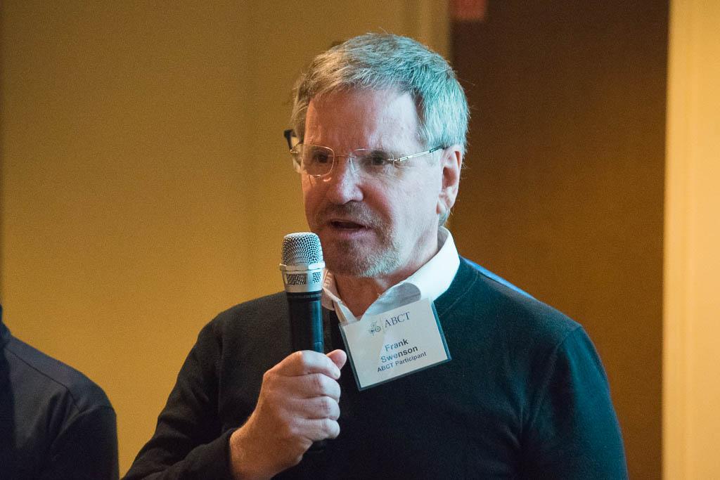 Frank Swenson, Mission Biomedical Scientific Inc.