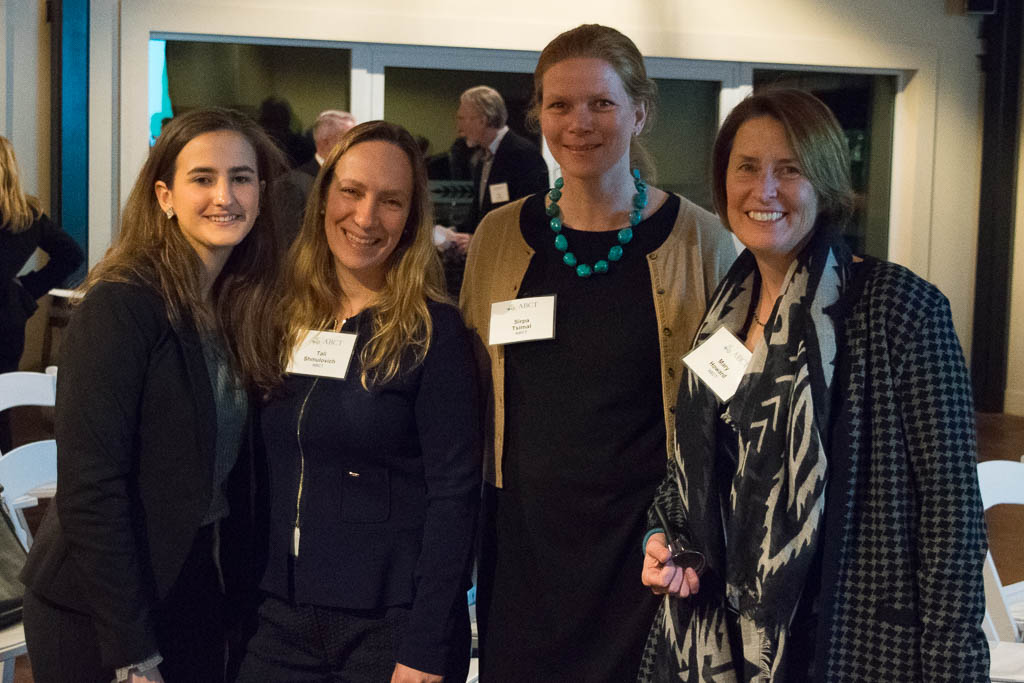 Isabel Alvarez de Lugo, Tali Shmulovich, Sirpa Tsimal, and Mary Howard, ABCT Team
