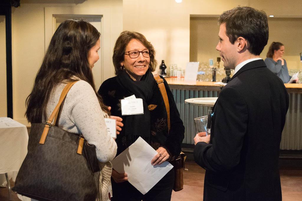 Dawn Hocevar, BioCT with Nicole Wagner and Jordan Greco, LambdaVision Inc.
