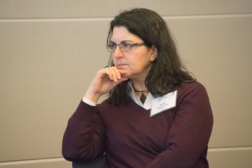 Heidi Anderson, ABCT Coach
