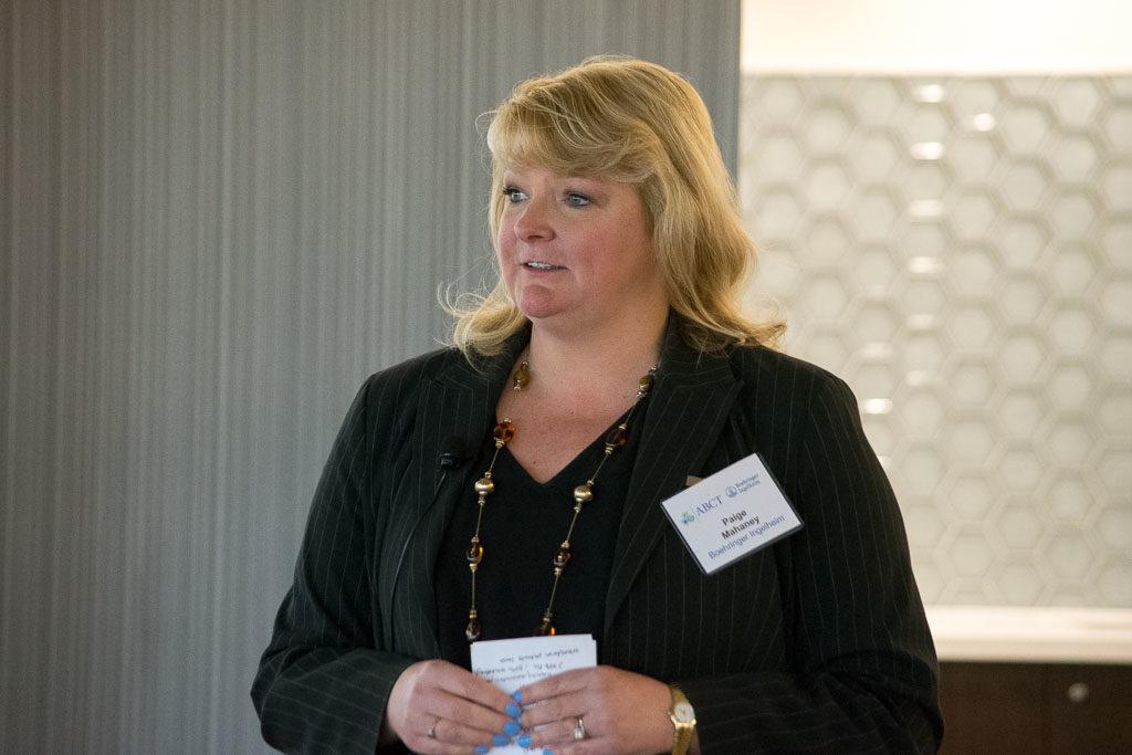 Paige Mahaney, Boehringer Ingelheim