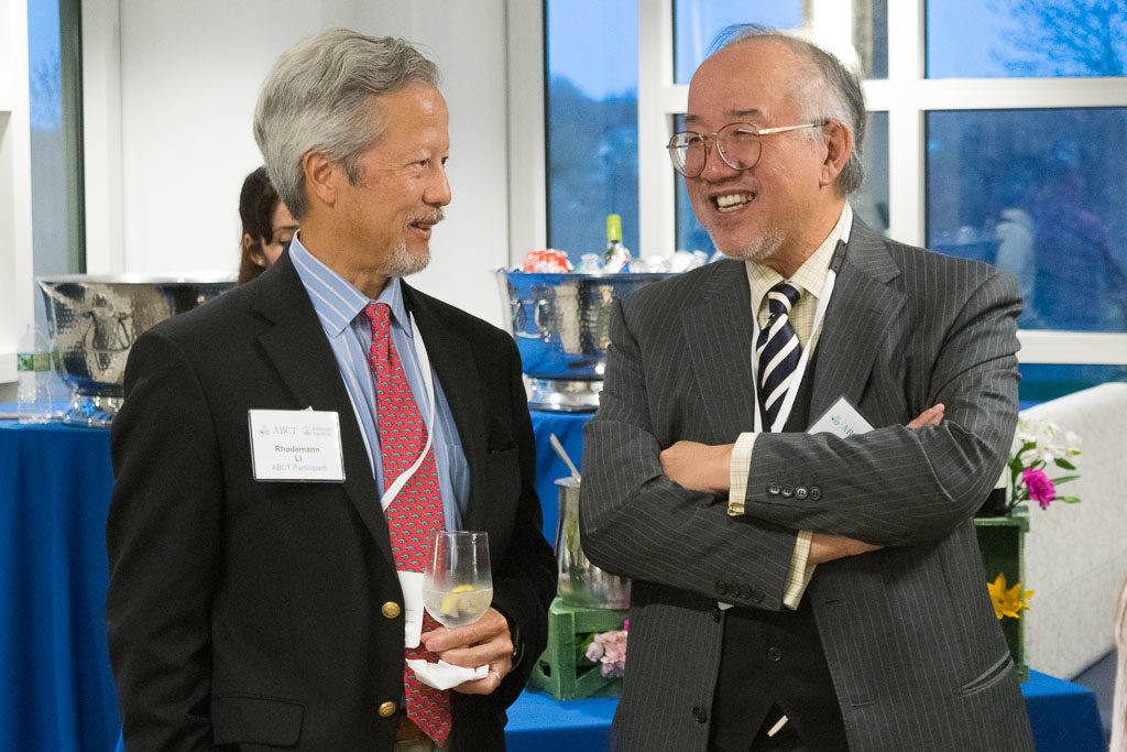 Rhodemann Li, Vesselon and Stephen Chang, ABCT Coach