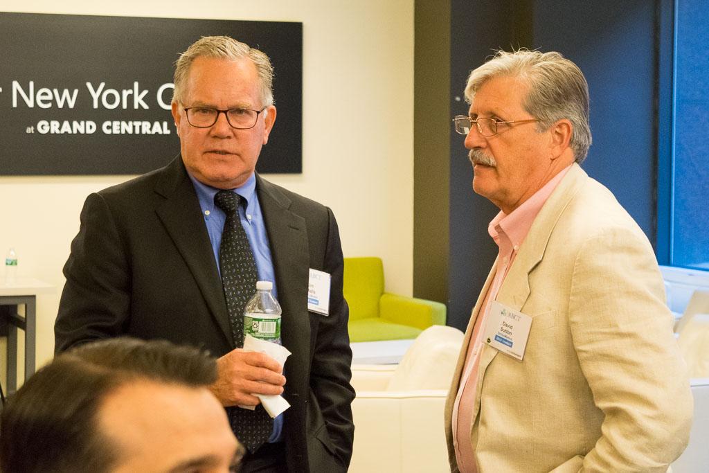 Jim Walls and David Sutton, OrthoMedex