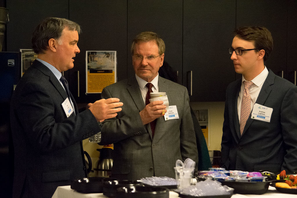 Tom Jarvie, Shoreline Biome, with Frank Swenson and Andrew Lightner, Mission Biomedical Scientific