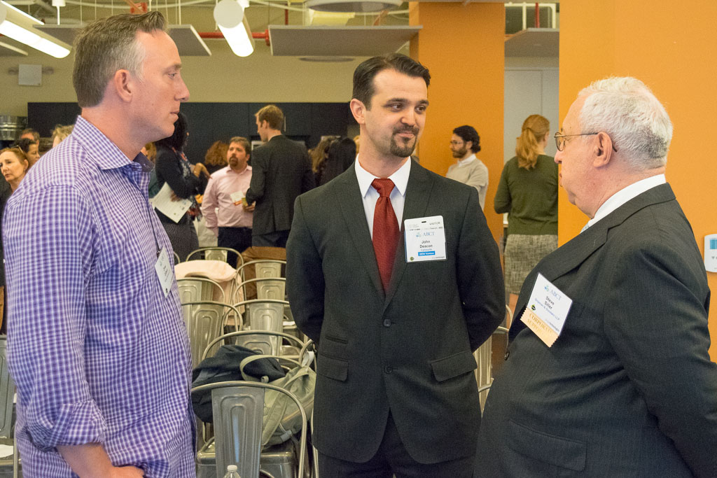 John Deacon, Cytosolix, and Steve Siller, Shipman  Goodwin LLP
