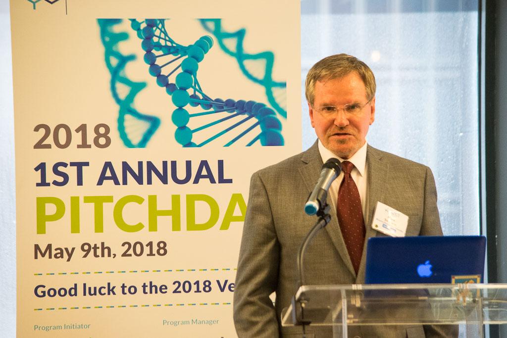Frank Swenson, Mission Biomedical Scientific