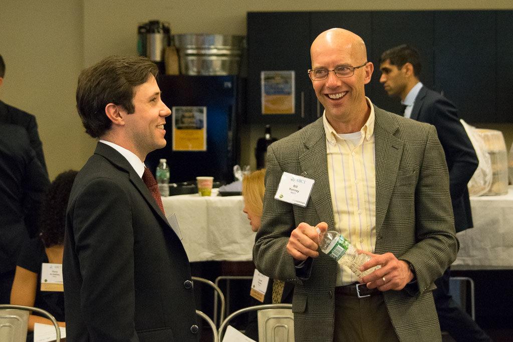 Jordan Greco, LambdaVision, and Bill Kenney, MEET