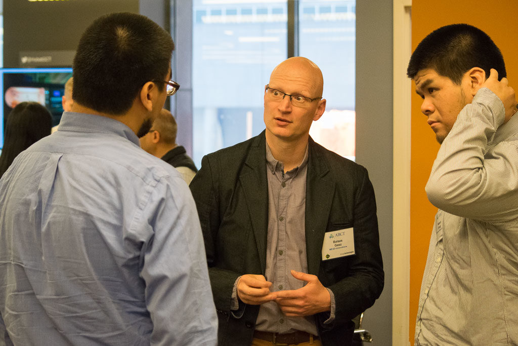Balazs Gasz, ME3D-innovations with Nelson Chang and Billy Chang, Vanessa Research