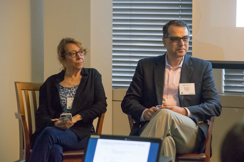 Dawn Hocevar, BioCT and Mostafa Analoui, UCONN