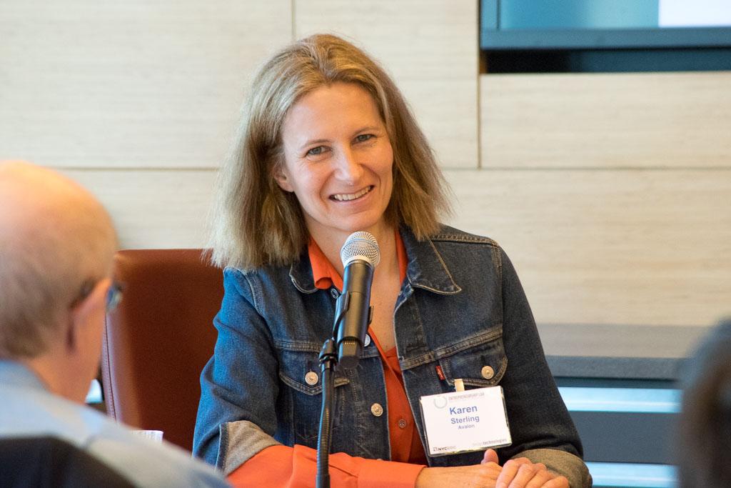 Karen Sterling, Avalon