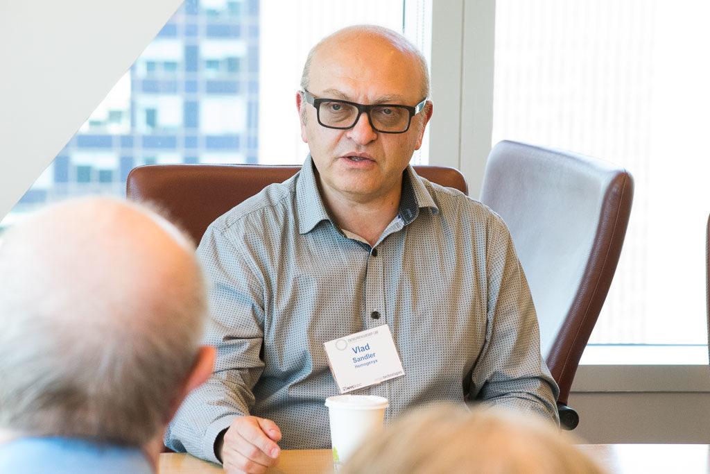 Vlad Sandler, HemoGenyx