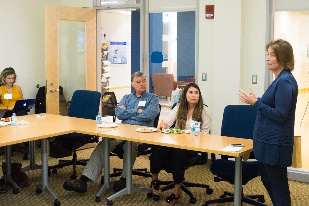 ABCT Info Session at UCONN TIP September 18, 2018