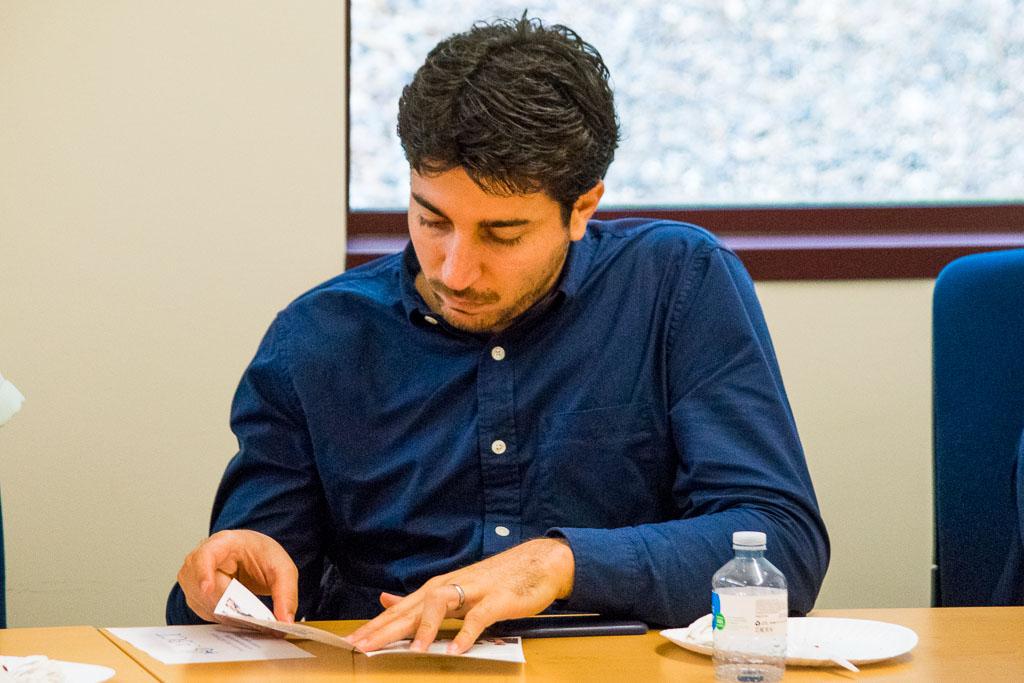Reza Amin, QRfertile