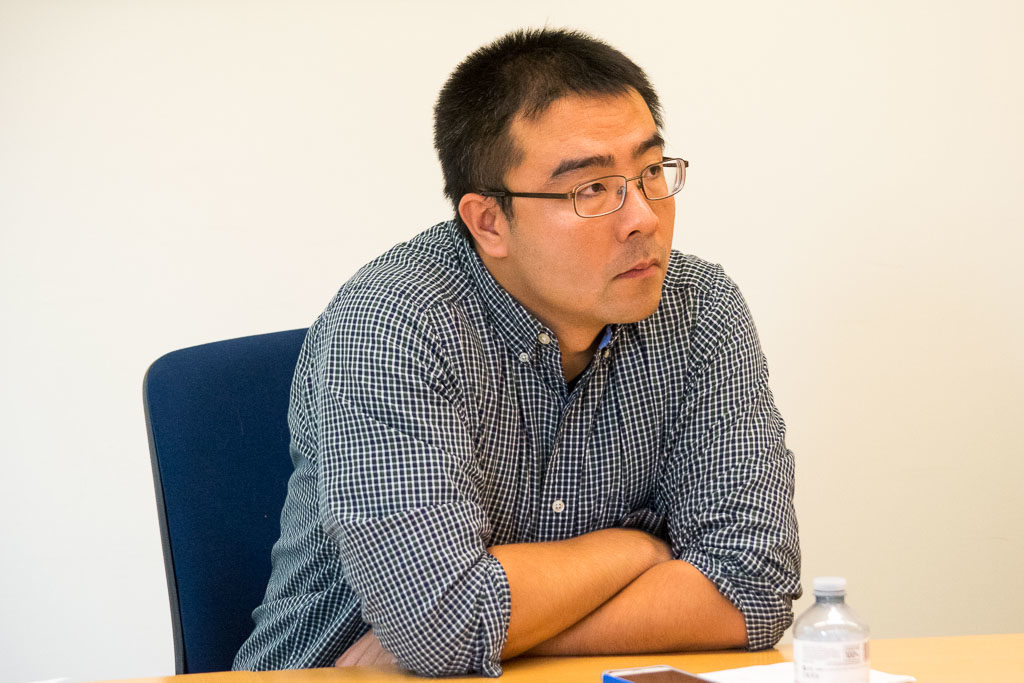 Qi Zhao, Eurich Therapeutics