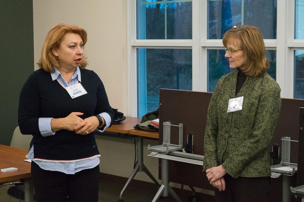 Ludmila Kvochina, Vanessa Research Inc. and Caroline Dealy, DeMay Bio