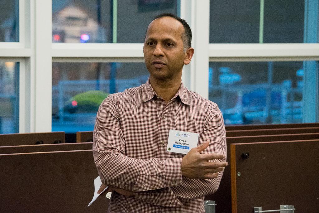 Vinod Ramgolam, TargetSite Therapeutics