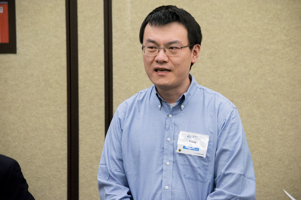 Xueqi Liu, Enrich Therapeutics Inc.