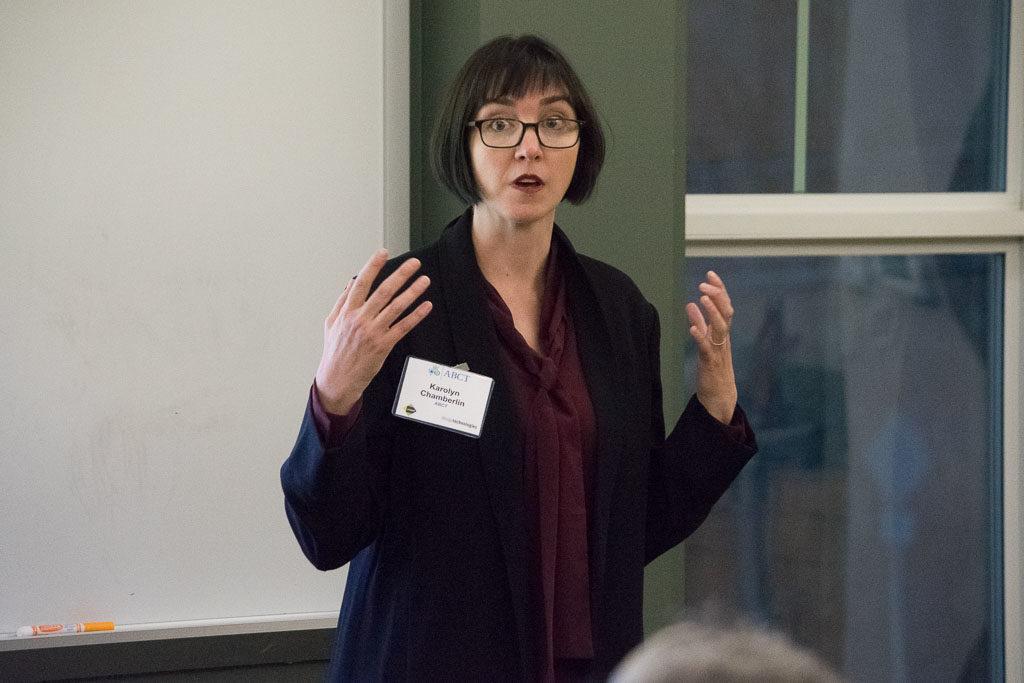 Karolyn Chamberlin, ABCT Head of Mentorship