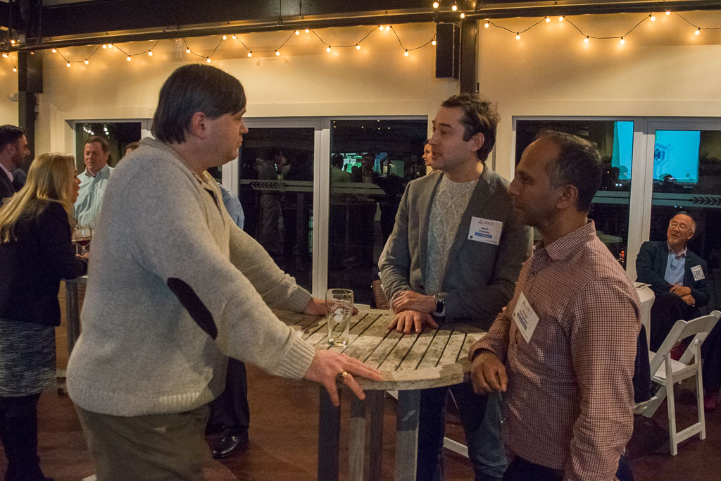 Craig Kenesky, Wilson Sonsini Goodrich & Rosati with Sorin Fedeles and Vinod Ramgolam, TargetSite Therapeutics