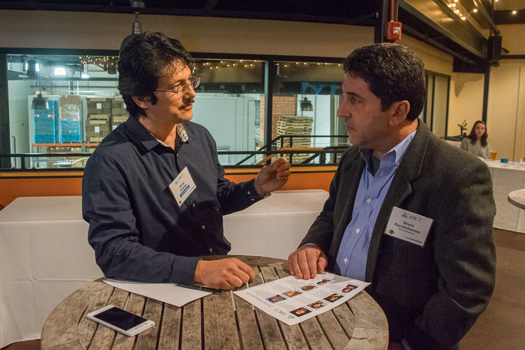 Abbas Shojaee, MEaDvise and Bruce Bachenheimer, Pace University,