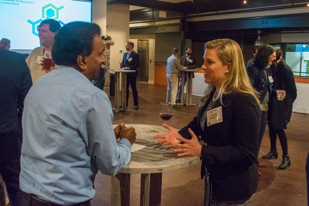 V.P. Eswarakumar, Krouzon Pharmaceuticals, Inc. and Courtney DeBeaucourt, AON