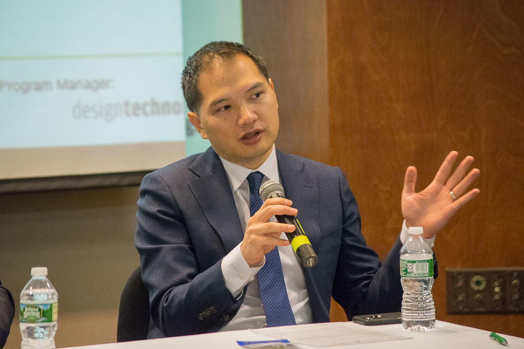 David Tsay, Columbia Presbyterian Innovation Center