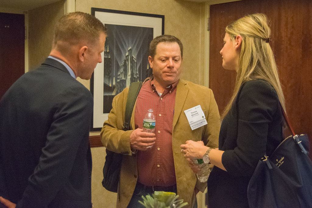 Thomas Ryan, C3 Medical Device Consulting, Tom Wenchell, RevMedica, and Jessica Dodge, CTNext