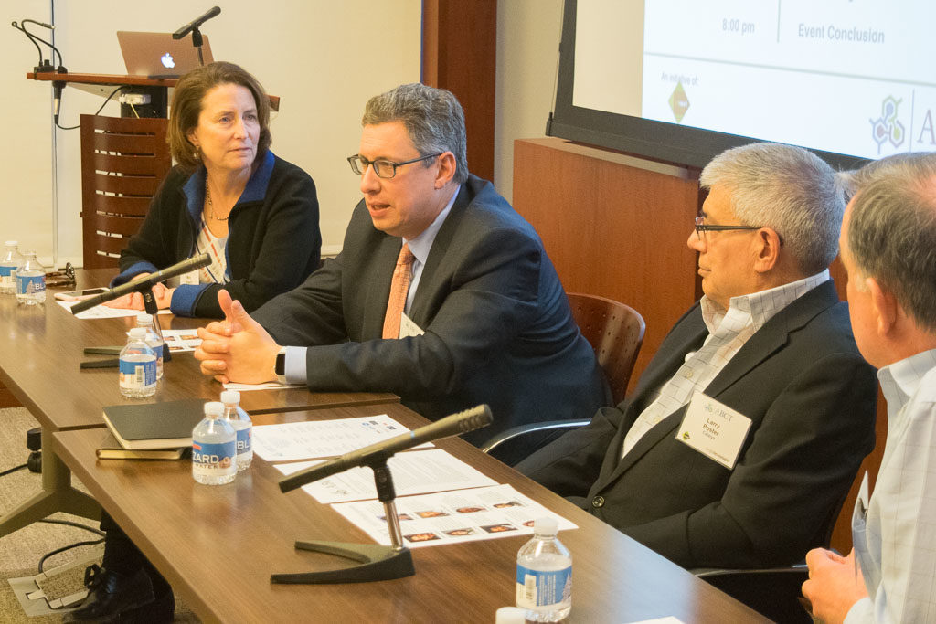Dan Schwartz, Shipman & Goodwin LLP, Larry Poster, Catalyx