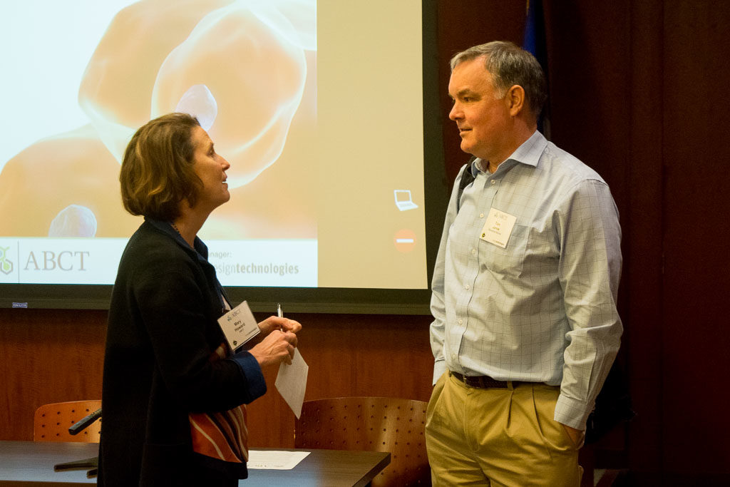 Mary Howard, ABCT and Tom Jarvie, Shoreline Biome