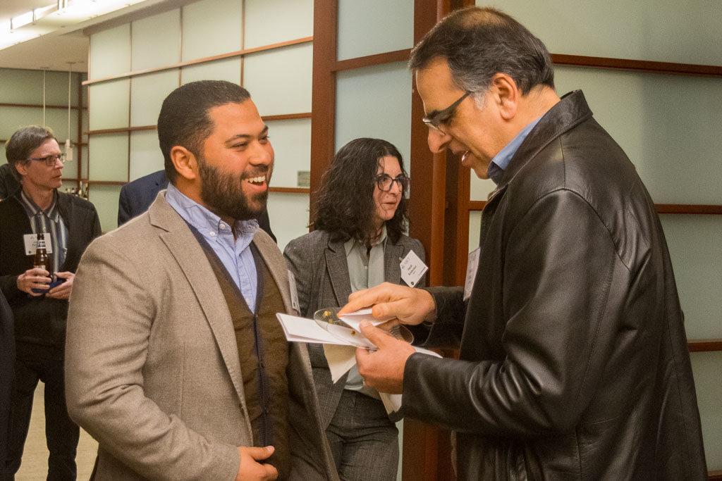 Mahmoud Morshedy, Immersive Shift Labs and Mostafa Analoui, UCONN