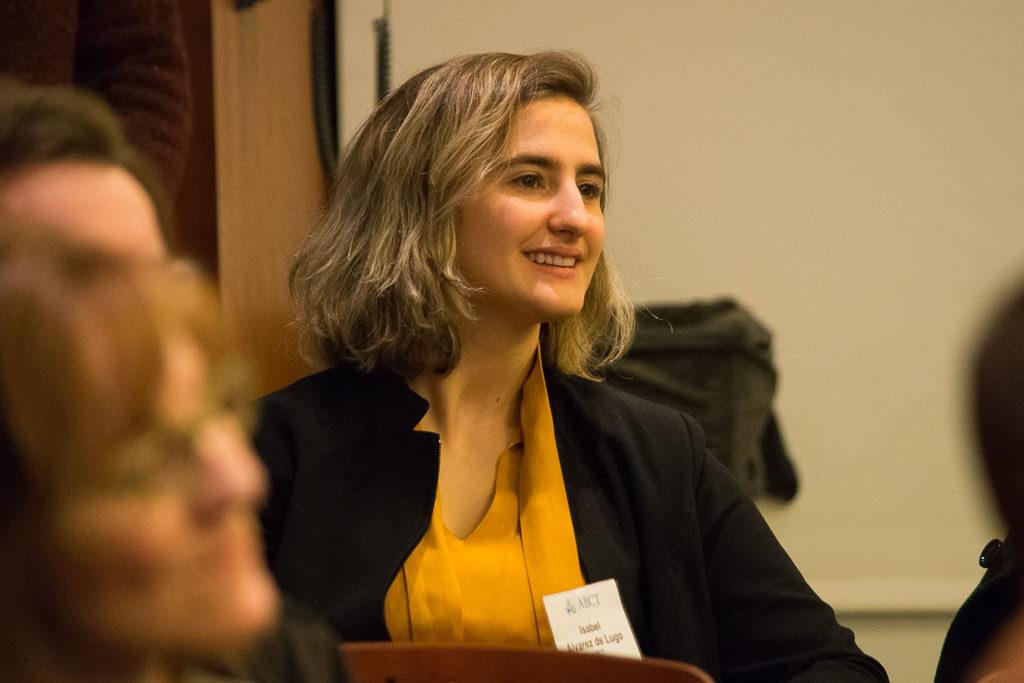 Isabel Alvarez de Lugo, ABCT