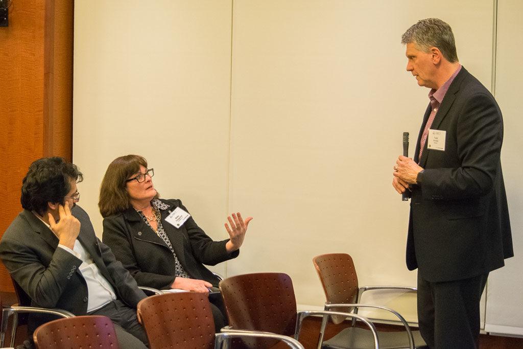 Betty Cosgrove, EACBIO LLC, and Todd Arnold, Sema4