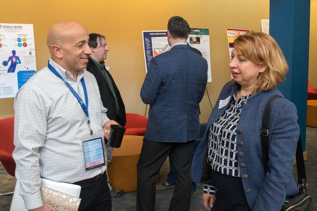 Choukri Ben Mamoun; ELIV5 Therapeutics; Ludmila Kvochina, MIDA
