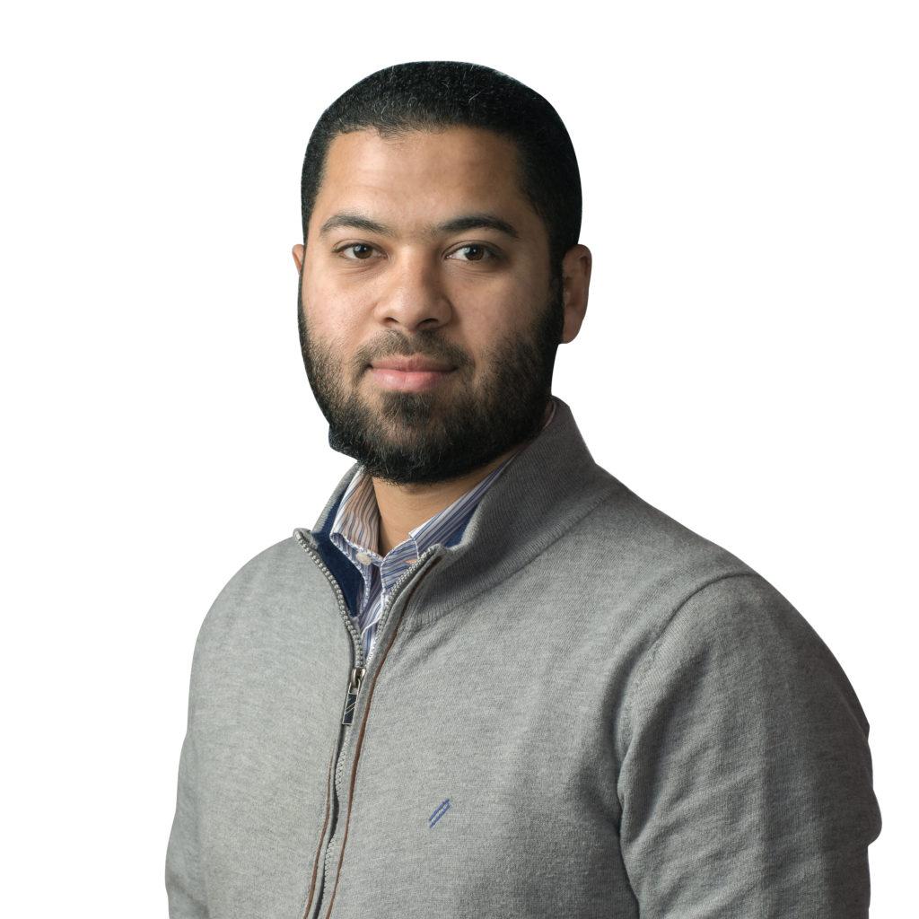 Mahmoud Morshedy - headshot