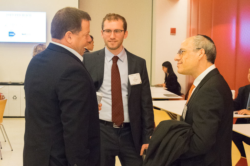 Tom Wenchell, RevMedica and Yair Saperstein, AvoMD
