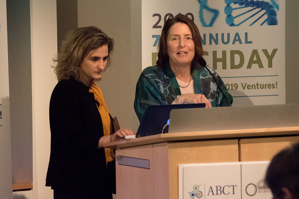 Isabel Alvarez de Lugo & Mary Howard, ABCT