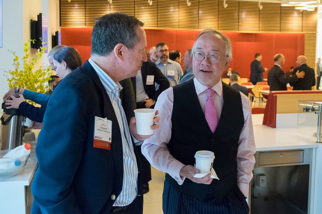 Arthur Klausner, Goldilocks Therapeutics Inc and Stephen Chang, ABCT