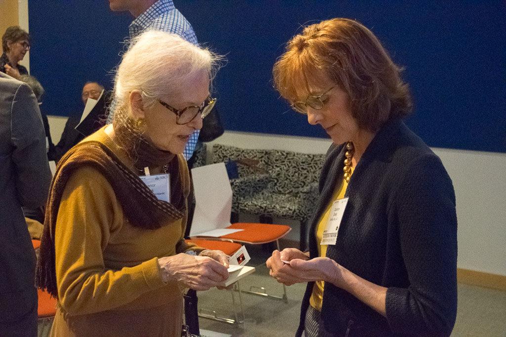 Eleanor Haas, Keiretsu Forum Mid-Atlantic and Caroline Dealy, DeMay Bio