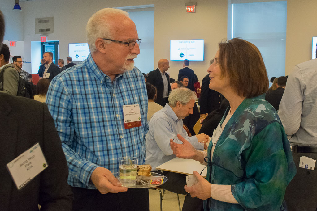 Jeff Bergstein, Consulting and Mary Howard, ABCT