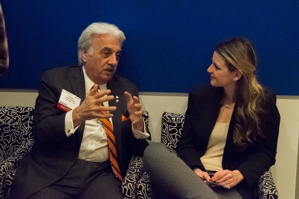 Arthur Rosenfield, Red Apple Group and Jessica Dodge, CTNext
