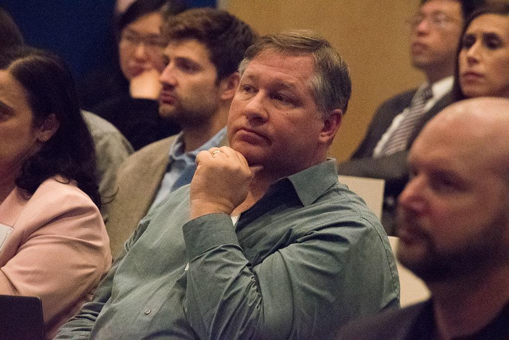 Bruce Conway, Rockefeller