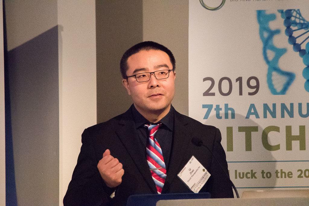 Qi Zhao, Enrich Therapeutics