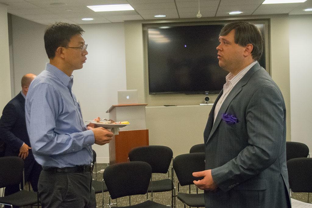 Dong Wang, Enrich Therapeutics and Craig Kenesky, WSGR