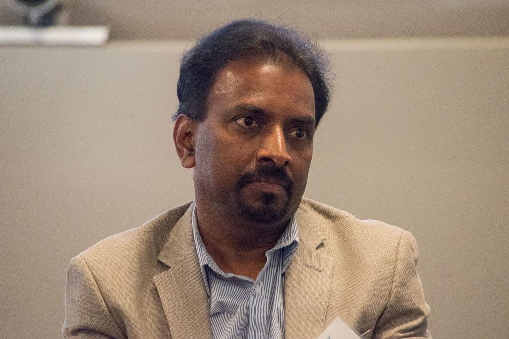 Jacob Eswarakumar, Krouzon Pharmaceuticals, Inc.