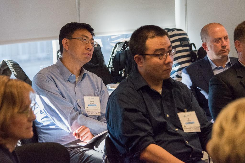 Qi Zhao and Dong Wang, Enrich Therapeutics