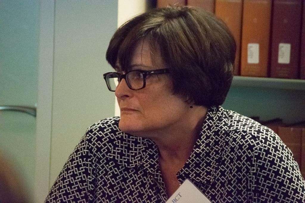 Betty Cosgrove, EACBIO