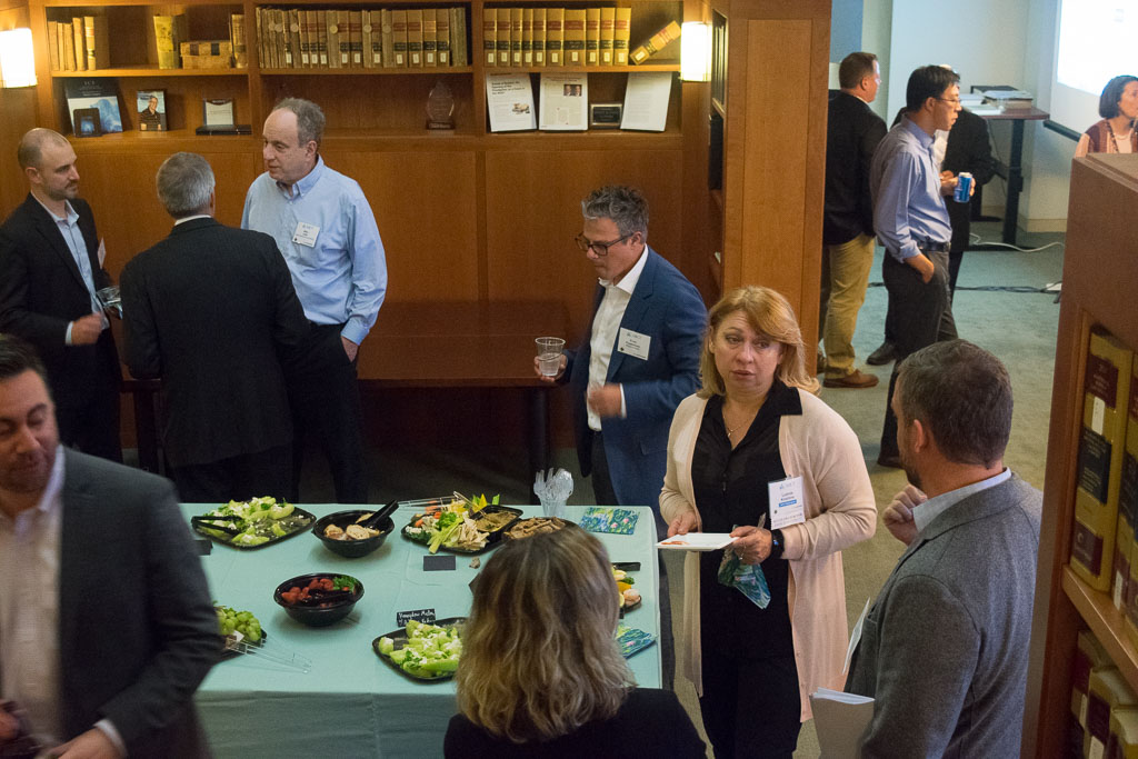 ABCT 2019 Roundtable 4 at Wiggin & Dana New Haven