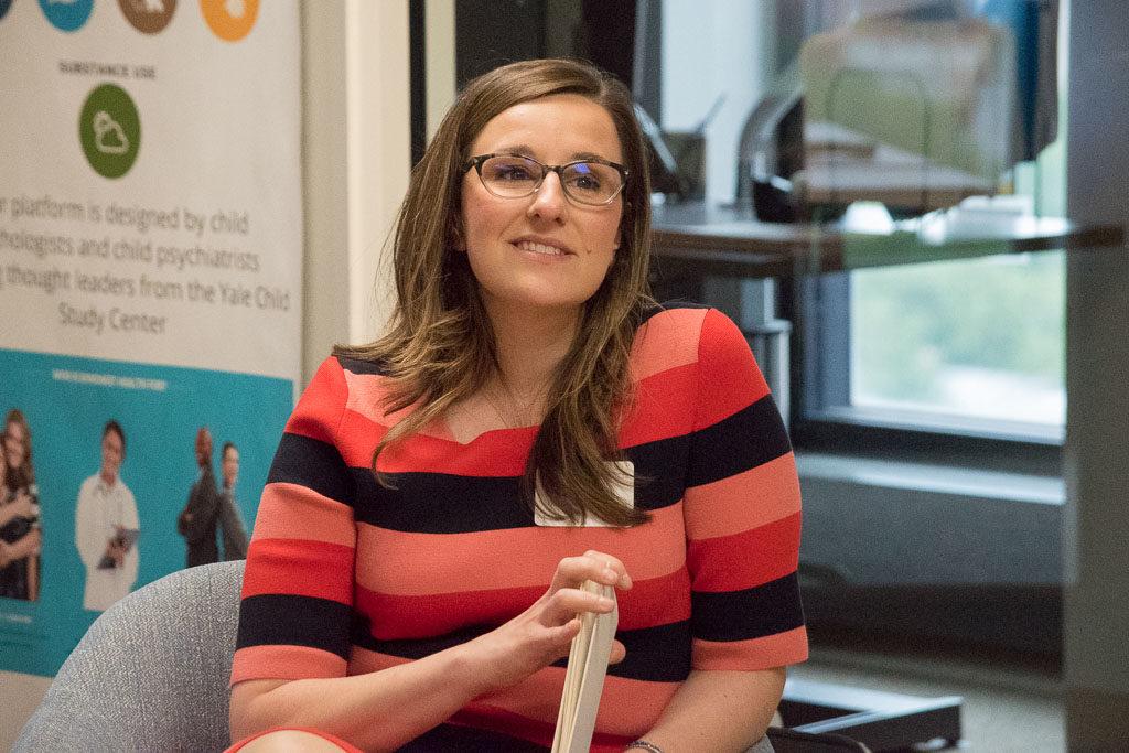 Angela Karachristos, Quinnipiac University